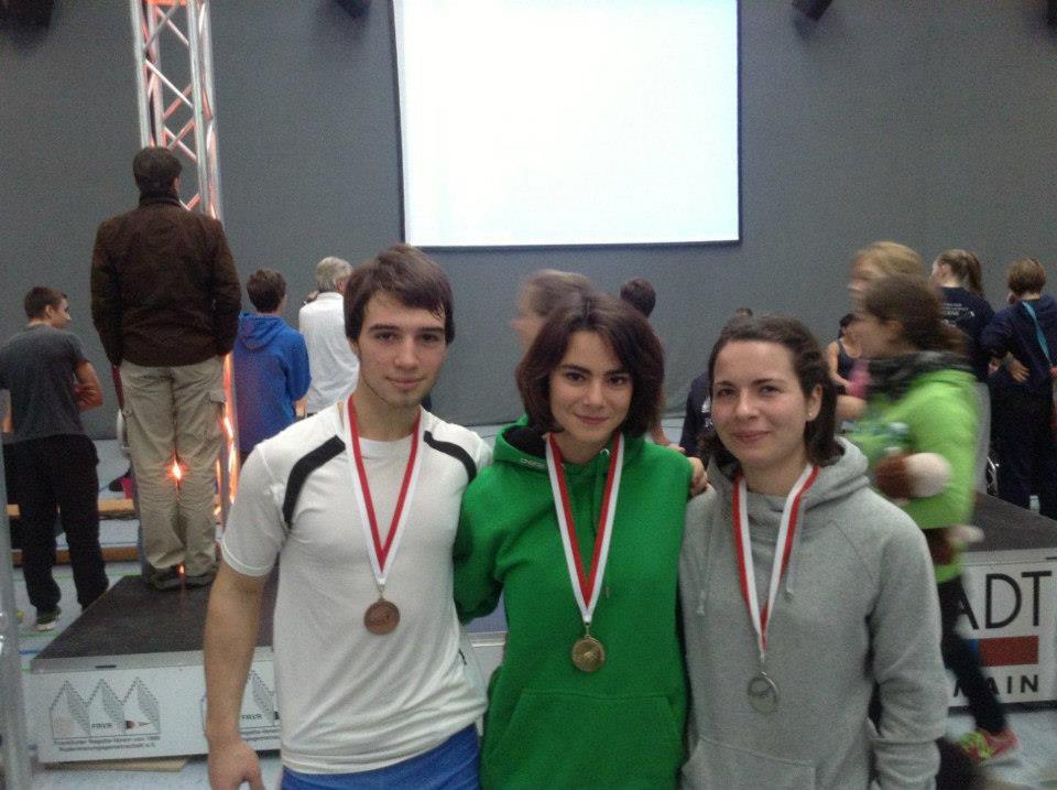 Gewinner E-Cup 2012